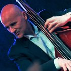 Double bassist, graduated, Master in Jazz, gives lessons, classic, jazz or improvised music