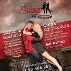 Tuition and home latin dance in Nantes and its suburbs