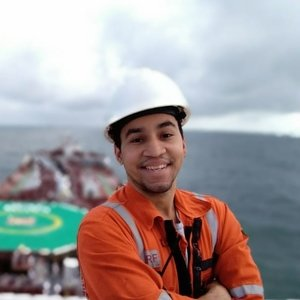 Gabriel - Redenção, : 3rd Engineer from Brazilian Merchant