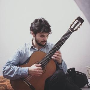 Ronaldd - Évora, : Classical guitar lessons in Évora - initiation