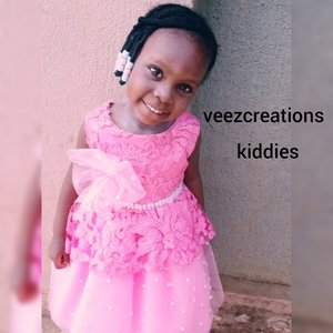 Obialor Lagos Fashion Designer That Offers Tutorials On Female And Kids Dress Kiddies Ball Gowns