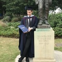 1st Class English Literature with Creative Writing BA graduate based in Deptford!