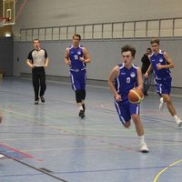 All-Europe High School Basketball Player offering shooting, handling, passing and defending exercises.