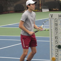 American university student with 6 years of tennis coaching experience who loves teaching!