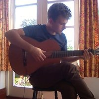Beau Diamond - Guitar Teacher: Fingerstyle guitar, latin, jazz, fingerpicking, classical, theory and more in Bristol.