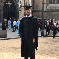 Biological Sciences graduate from the University of the West of England, Bristol.