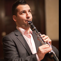 Boyan Ivanov - Clarinet Tutor  Available for clarinet lessons in London for students of all ages and standards