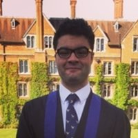 Cambridge student offering English Literature, History, Philosophy and Theology lessons in LDN