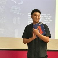 Chinese MA student's classes to tech you how to speak proper Mandarin.