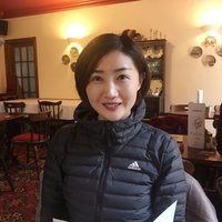 Chinese students studying in University of York with qualifications and 7-year of teaching experience