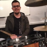 Christian Jerromes - Professional Drum Teacher offering 1 on 1 tuition at Birmingham Drum School