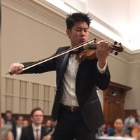 Concert Violinist with 5 years of teaching experience gives violin lessons at home in Edinburgh