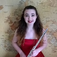 Conservatoire flautist gives flute lessons, music theory and reading lessons at home