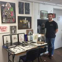 Drawing and print graduate offering skilled lessons in drawing and other art media's
