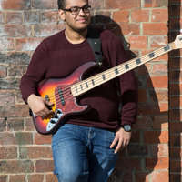 Electric and Upright Bassist. Music theory. Song writing. GCSE/A-Level. Guitar/Piano beginners taught.