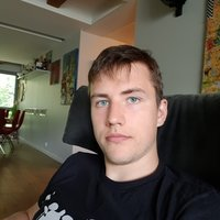 I am en engineering student I've recently started learning german russian and more seriously Japanese. I love learning languages and I'd be delighted to apply my learning methods to improve your engli