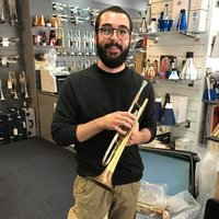 Enthusiastic Music Teacher and musician trained in trumpet performance (classical, baroque, jazz and contemporary) and music theory and analysis (Schenkerian analysis). Excellent communication and tea