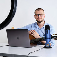 Experienced Guitar tutor of 10 years specialising in online guitar lessons.