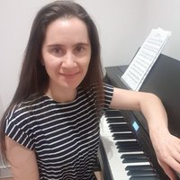 Experienced piano teacher with professional Conservatory studies offers piano lessons and music theory for all music enthusiasts: children, young people and adults, for amateurs and professionals as w