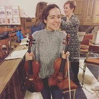 Experienced Violin Teacher - Professional Violinist and Masters Student at Royal Academy of Music