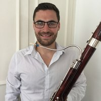 Gareth gives bassoon, saxophone or clarinet lessons in person or online in South Norwood and Croydon