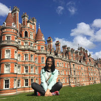 Graduate Chinese student of Royal Holloway gives lessons of Mandarin in oral and/or writing - located in Egham - happy&relaxing learning - for everyone