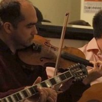 Greek traditional violin lessons in London for all ages. Traditional, rebetiko, Entechno.