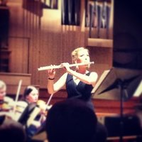 Hannah - Professional flautist offering flute/recorder lessons to all ages & abilities in South London