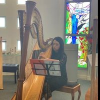 Harp Lesson - East London (Canary Wharf) - Beginners / Adults / All Levels are welcome