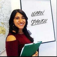 I have taught Spanish for foreigners at the univerity in Colombia. I have studied Modern Languages at Javeriana University and I have a Diploma in Spanish Grammar Teaching as a Foreign Language.