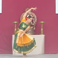 Indian Classical Bharatanatyam Dance - 6 years to NO upper age limit;NO gender limit