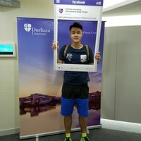 Hi! I'm a international student from Hong Kong. Studying Business and Management in Durham University right now. Have started Learning Olympus from six years old. Got high-quality award in public Olym