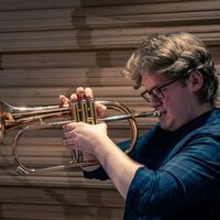 Jazz Trumpet student at Royal Birmingham Conservatoire, offering online lessons for Trumpet playing (inc. Calisthenics and Classical playing) and Jazz Improvisation. Based in Southampton.
