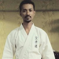 Karate Black belt giving self defense classes to everyone who is interested