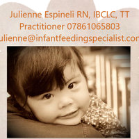 Lactation Consultant helping new parents in understanding & building relationship with their newborn baby/babies