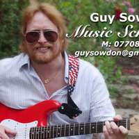Guy's Guitar School! Learn guitar the quick, fun & easy way with your local registered, DBS certificated guitar tutor (RGT). Adults or children (or both!)