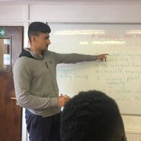 A level Maths.  Student offering Maths, Chemistry, Biology and English lessons in Bradford.