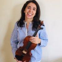 London Professional Classical Musician offering Creative Violin Lessons for kids in W14