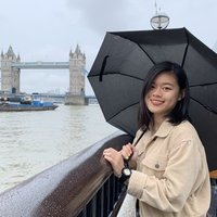 Marketing student from Malaysia studying in UWE Bristol whose native language is Mandarin