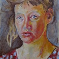 Masters painting student offering tuition in drawing, painting, portfolio preparation in Glasgow.