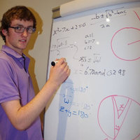 Masters physics with astrophysics student able to teach up to university level