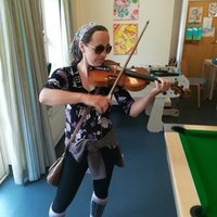 Music graduate with PGCE able to teach violin, piano and theory. Also offering KS1 and KS2 Maths and English. Good with children and adults and SEN.