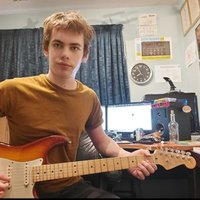 Music Student at Napier University offering guitar lessons for beginners and intermediate players.