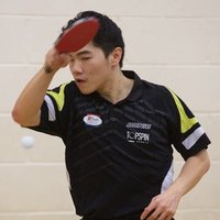 National award winning table tennis coach working with many top clubs, university, schools and private clients.