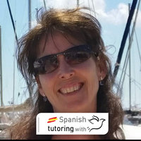 One of my student said:Great tutor, who takes their time to explain and answer your questions. All lessons in Spanish, which was scary on lesson 1, but now it is easy to understand her. 6 months in a