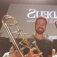Orchestra, Opera and Early Music trombone player available for lessons in Edinburgh
