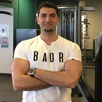 PhD Dr and body transformation coach offering personal training sessions online, at your home, at a park or my local gym.