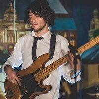 Professional bass available for lessons in bass, double bass and music theory.