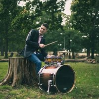 Professional Drummer offering drums and percussion lessons in person or online.