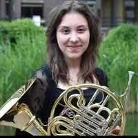 Professional French horn player from the Royal College of Music, offering brass (french horn, trumpet, trombone) instrument lessons and music theory lessons